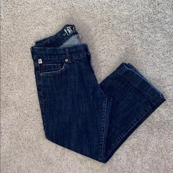 !it Cropped Jeans